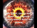 Breaking Benjamin-Down Lyrics
