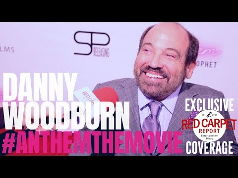 Danny Woodburn Interviewed At Premiere Of Anthem Of A Teenage Prophet #anthemthemovie #NowPlaying