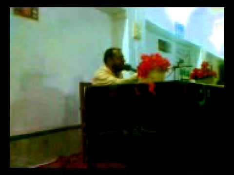 Manzoor Solangi Majlis Daur City On 14 07 2011 Part P4# video