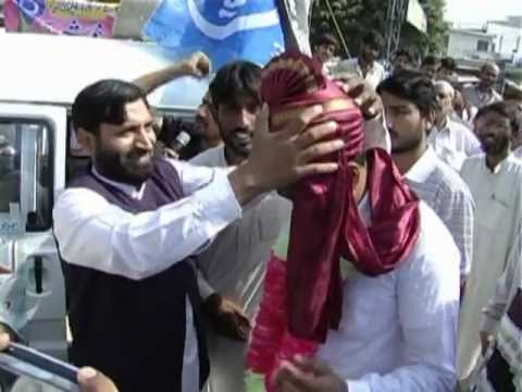 Karwan Umeed Ka - Road Karwan Of Islami Jamiat Talaba In Rawalpindi   Islamabad video