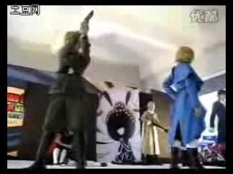 [APH] Axis powers hetalia Skit