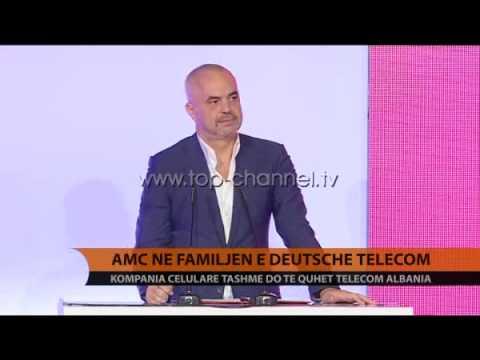 """AMC, në familjen e """"Deutsche Telekom"""" - Top Channel Albania - News - Lajme"""