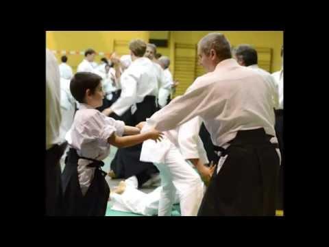Aïkido traditionnel à Dax avec Alain Peyrache Shihan