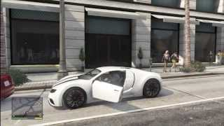 Gta 5-Where To Find The Bugatti Veyron!