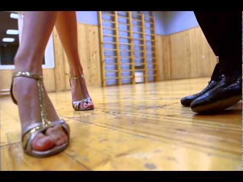 Однокадровый фильм про танго