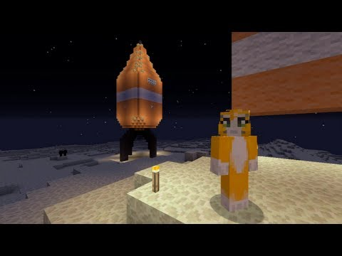 Minecraft Xbox Trip To The Moon 85
