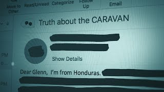 Emailer from Honduras Tells The Truth About The Caravan
