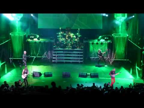 Judas Priest THE GREEN MANALISHI Epitaph Tour Final Show Hammersmith Apollo London 26-5-2012