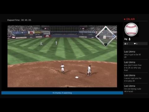 MLB Baseball play