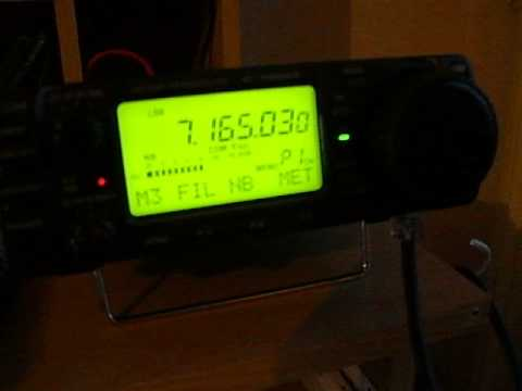 Ham radio special event station...GB617SQN on the 3/4/2013..