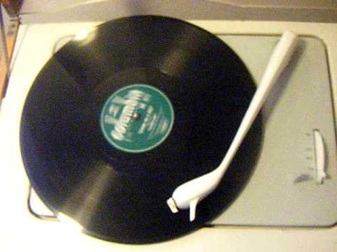 CLYDE RAY - STEADY AS A ROCK - 78rpm