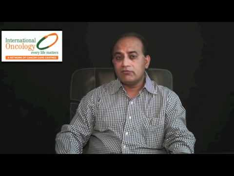 Mr. Pradeep K Jaisingh speaks on Breast Cancer in India