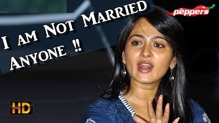 Anushka gets furious about marriage rumours
