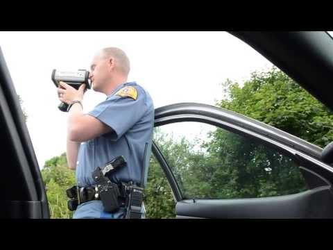 Riding shotgun with Washington State Patrol