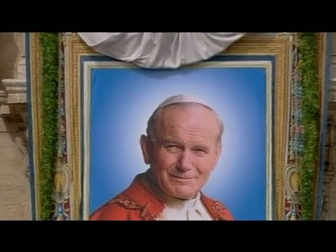 Former Pope John Paul II Bypasses Vatican Law, Canonized as Saint