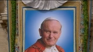 Former Pope John Paul II Bypasses Vatican Law, Canonized as Saint 7/6/13