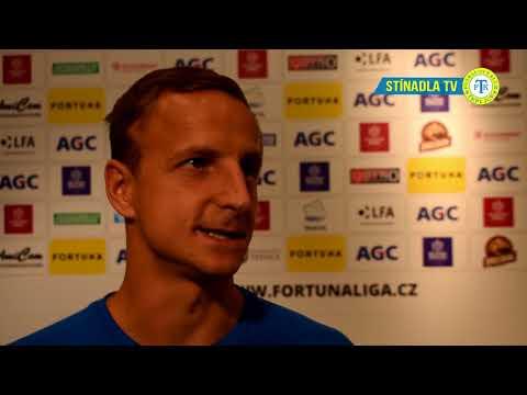 Rozhovory před utkáním s Duklou Praha (24.7.2018)