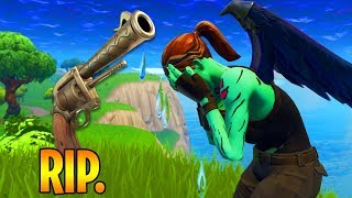 RIP REVOLVER 2017-2018. (Fortnite Update)