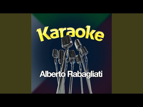 Silenzioso Slow (In the Style of Alberto Rabagliati) (Karaoke Version)