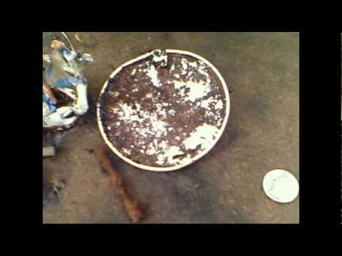 Metal Detecting In North Carolina. Bounty Hunter 2200 Discovery