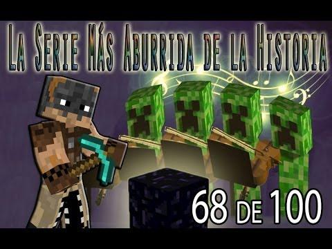 LA SERIE MAS ABURRIDA DE LA HISTORIA - Episodio 68 de 100 - Super Afortunado