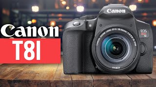 Canon T8i (850D) Review  | Watch Before You Buy