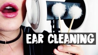 ASMR 39 ☁️ Ear Cleaning - Nettoyage des Oreilles -  Japanese ear soft pick - Intense Trigger