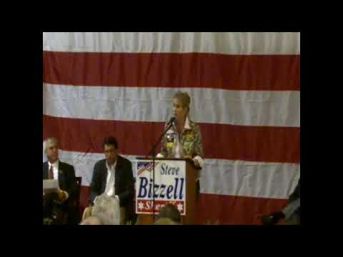 Renee Ellmers @ Senator Richard Burr ~ Sheriff Steve Bizzle Rally