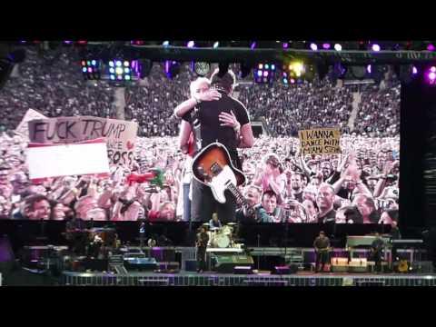"Bruce Springsteen ""Dancing In The Dark"", München / Munich 2016"
