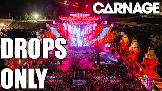 Carnage - Drops Only @ Electric Love Festival 2018