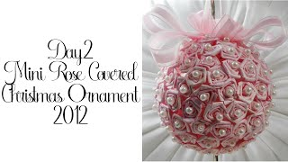 Day 2, 10 Days of Christmas Ornaments with Cynthialoowho