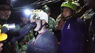 Thai Cave Rescue Video: Navy SEALs release video of rescue in Thailand