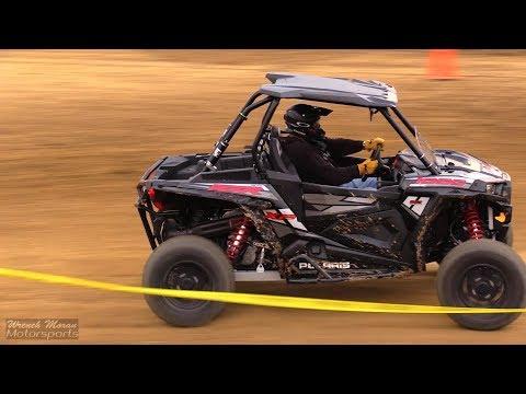 Polaris RZR 1000 XP Short Track Racing