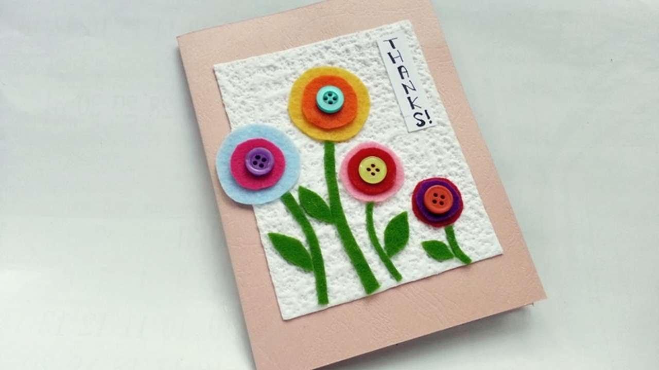 How to Make Handmade Greeting Cards pics