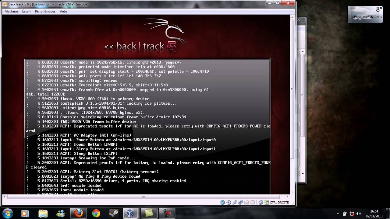 backtrack 5 télécharger windows 7 torrent
