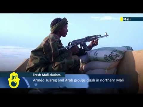 Mali conflict far from over: Tuareg and Arab Islamist forces involved in clashes in northern Mali