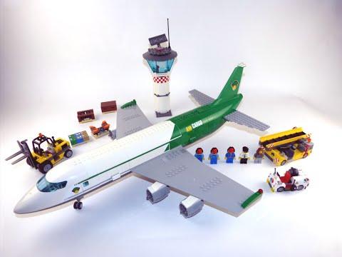 LEGO City - Cargo Terminal - Review - Set: 60022