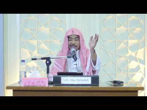 [LIVE] Sesi 2   Tafsir Al-Quran Surah Al - Fatihah Ayat 4-7 _-_ Ustadz Abu Qatadah