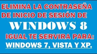 Eliminar contraseña de windows 8 100% garantizado con Trinity Rescue Kit 3.4