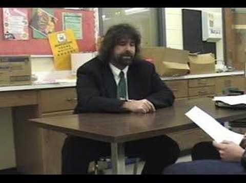 Mick Foley Interview About Edge Lita Hardy Controversey video