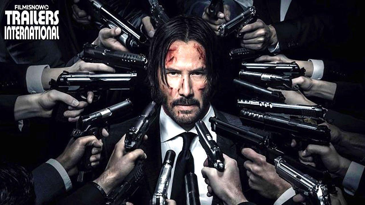 John Wick - Um Novo Dia Para Matar com Keanu Reeves | Trailer Oficial [HD]