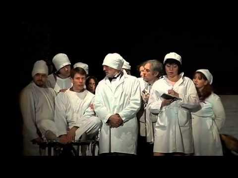 Мастер и Маргарита театр драмы и комедии на Таганке 2007 г. #ПолныеВерсииСпектаклей