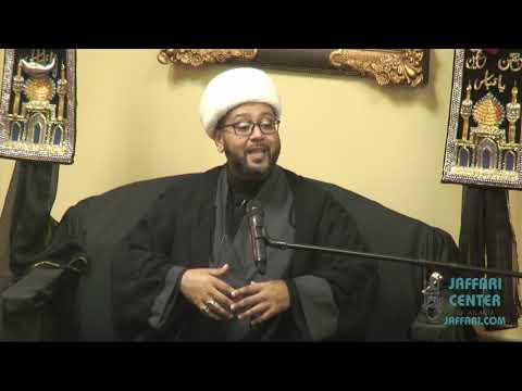 5th Muharram 2019/1441 Sheikh Bilal English Majlis
