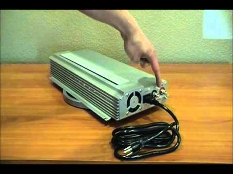 AIMS Power 1500 power inverter with built in charger and transfer switch