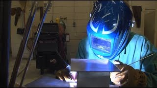 Apprentice Michael Reed Skills Usa Welding Champion