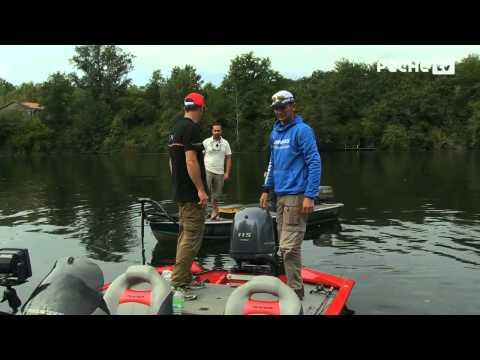 Pêche du black bass sur le Lot | Globe Fishing | Lot-et-Garonne 2/5