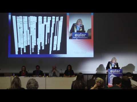 Thursday 12 June, EULAR Press Conference - Dr Naomi Schlesinger