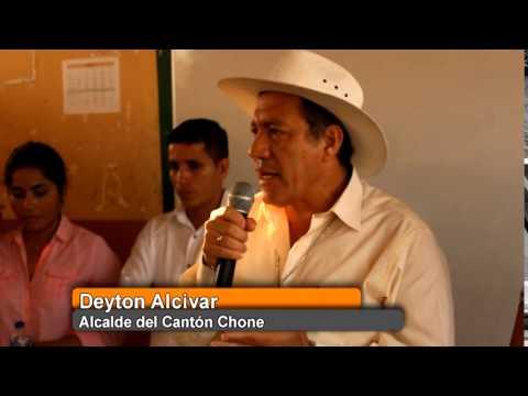 Reunión con dirigentes de comunidades del sector no delimitado de San Juan del Búa