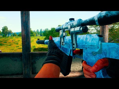 ВСС и МИКРО UZI - СТЕЛС НА УРОВНЕ / PLAYERUNKNOWN'S BATTLEGROUNDS