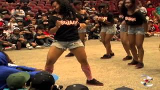 Female Dougie Video! ( Dougie Like Savage )